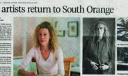 Sister Artists Return to South Orange